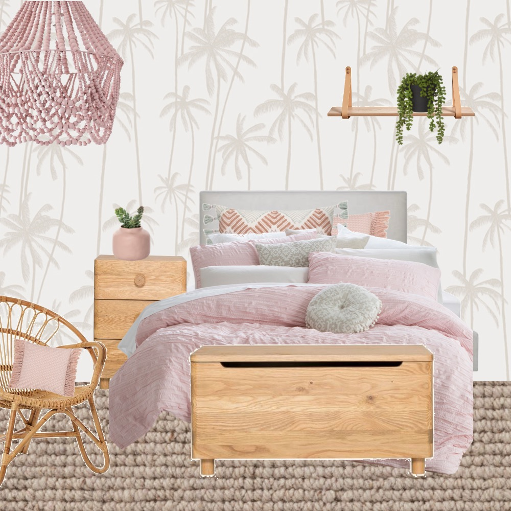 Poppy's Room Interior Design Mood Board by Beth on Style Sourcebook