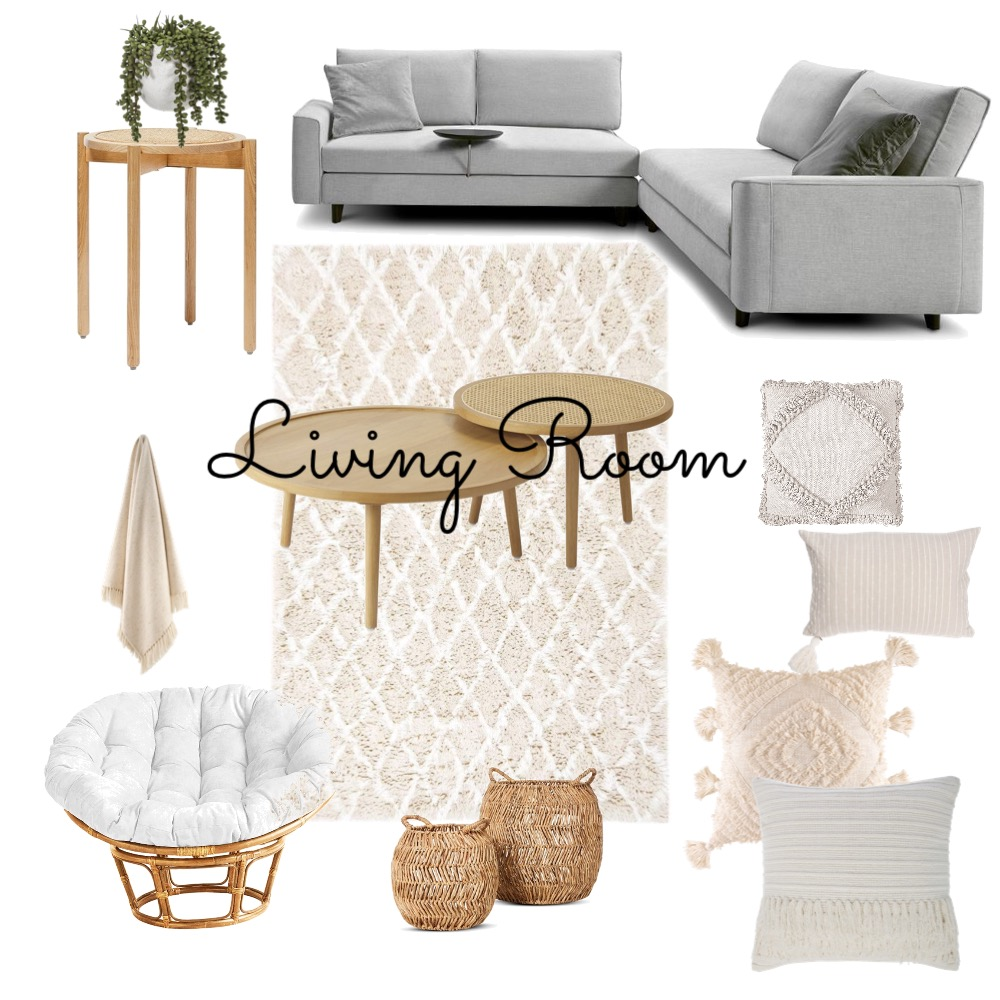 Downstairs Living Room Interior Design Mood Board by Beccamuz on Style Sourcebook