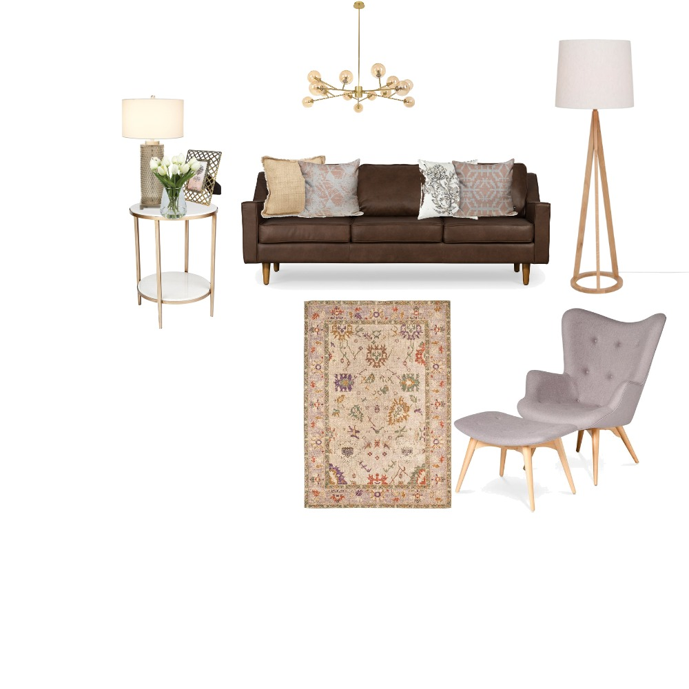 living space Interior Design Mood Board by UviweS on Style Sourcebook