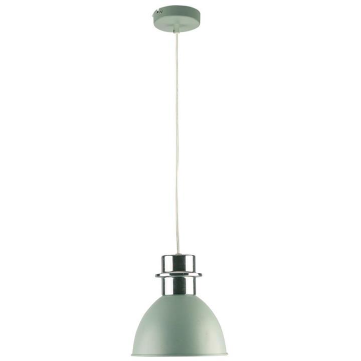 Leighton Metal Pendant Light, Small, Jade