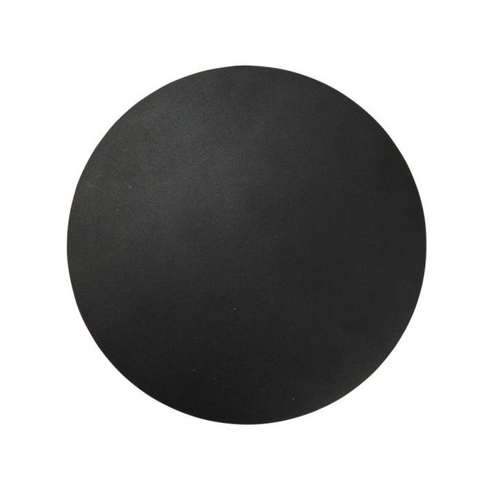 Bond IP54 Metal LED Indoor / Outdoor Wall Light, Large, Black