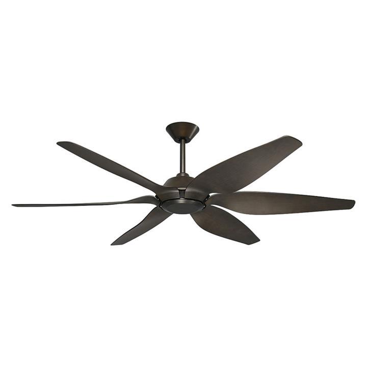 "Mornington DC Ceiling Fan, 165cm/65"", Grey"