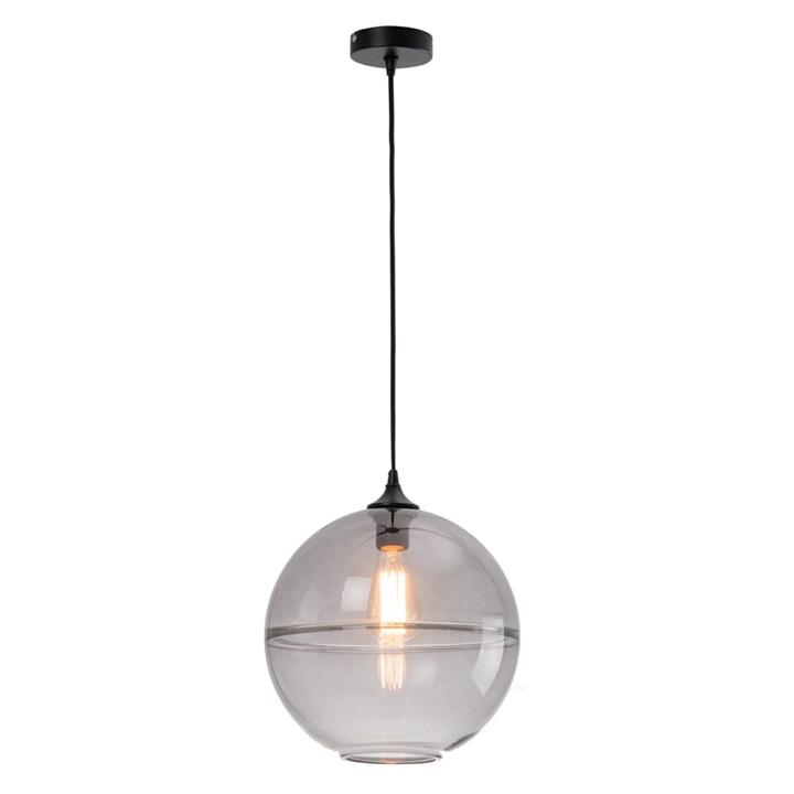 Helena Glass Ball Pendant Light, Small