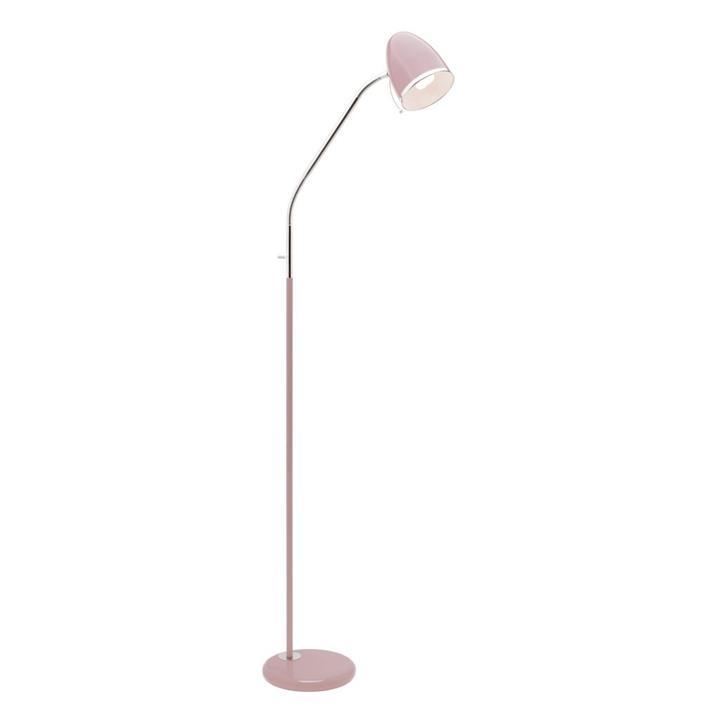 Sara Metak Floor Lamp, Blush