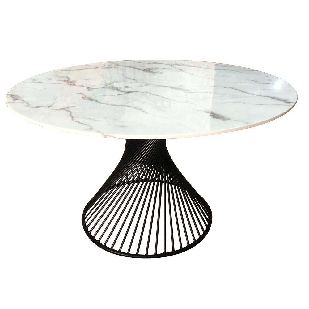 Karson Dining Table Black