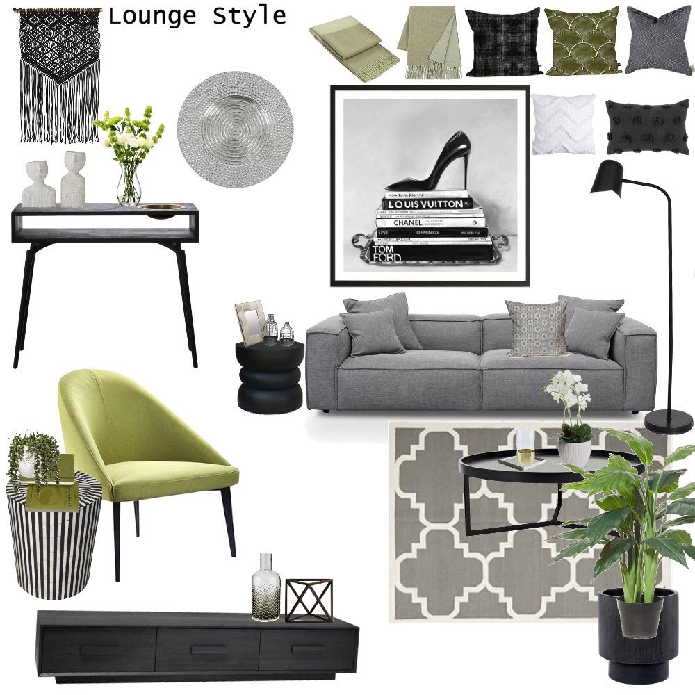 Dash of lime Interior Design Mood Board by Debra Hopkins on Style Sourcebook