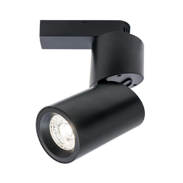 Trax Metal LED Track Light Head, 3000K, Black