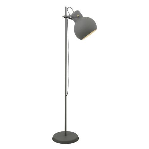 Baka Metal Spotlight Floor Lamp Colour: Grey