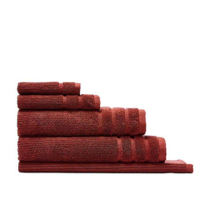Home Republic Flinders Towel Range Caramel Bath Towel By Adairs