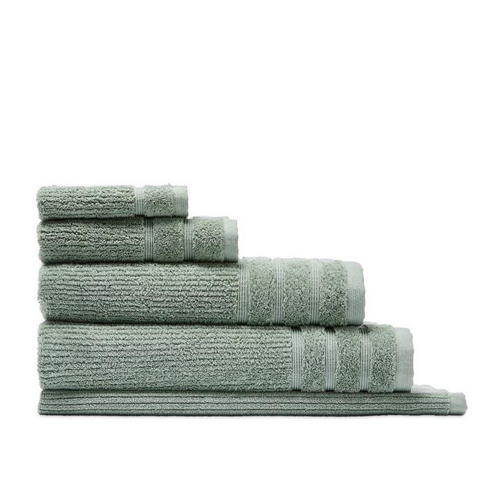 Home Republic Flinders Towel Range Eucalyptus Hand Towel By Adairs