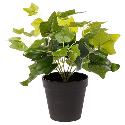 28cm Potted Faux Sweet Plant