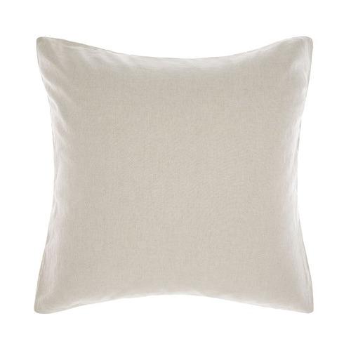 Nimes Linen European Pillowcase Colour: Natural