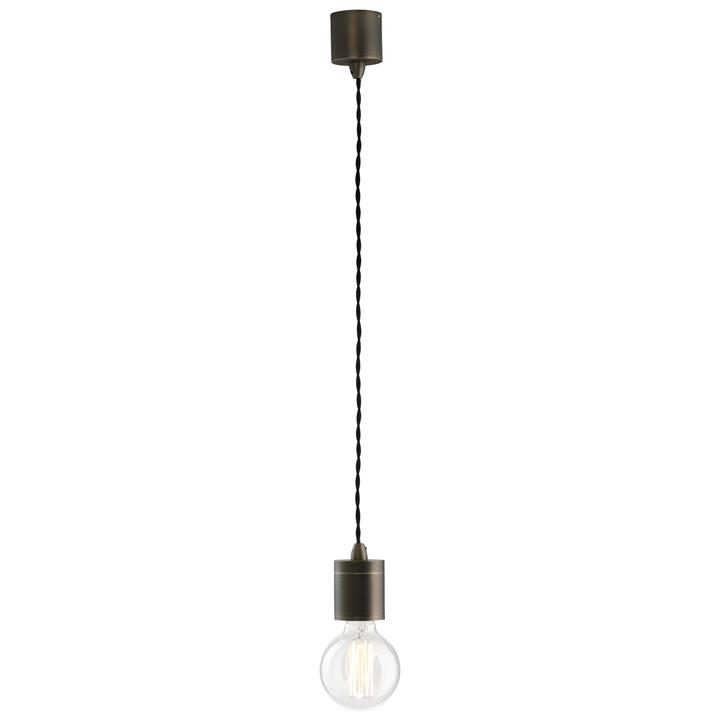 Parlour Solid Brass Suspension Cord, Iron