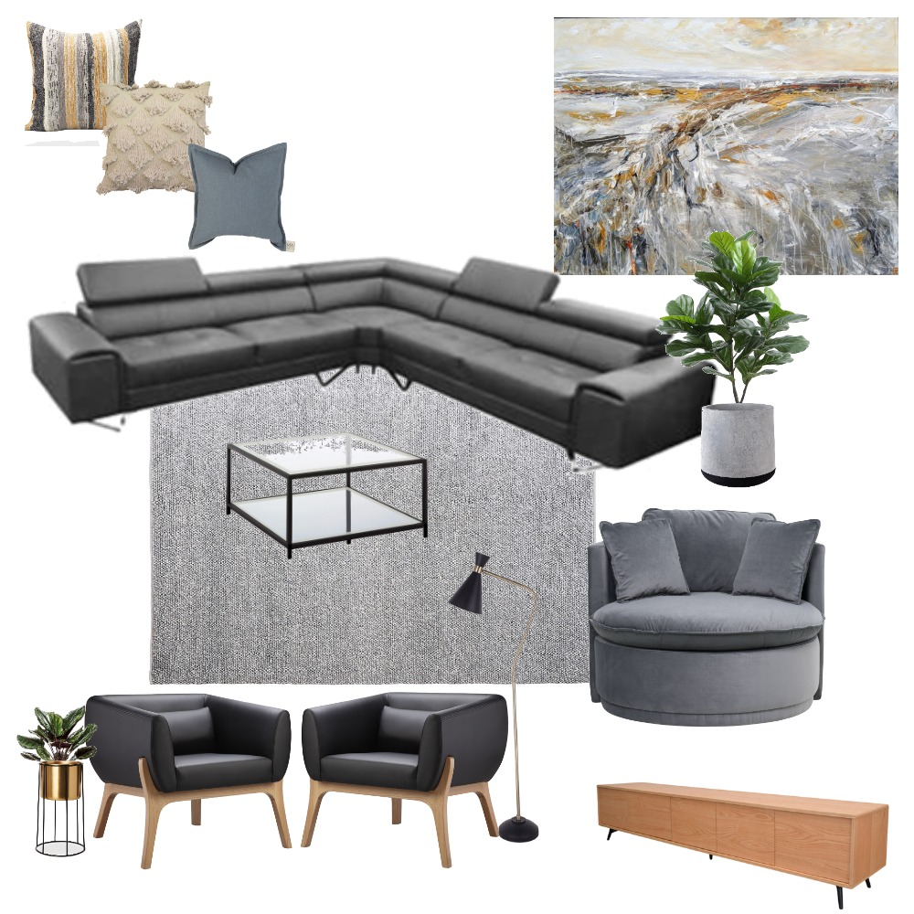 Grant Elliot 1 Interior Design Mood Board by Simplestyling on Style Sourcebook