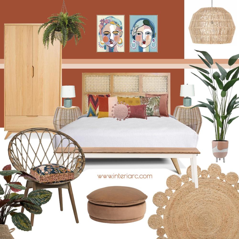 boho Interior Design Mood Board by interiarc on Style Sourcebook