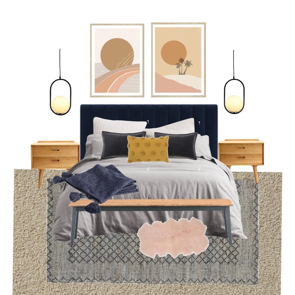 MUCKING AROUND BED Interior Design Mood Board by KimWood on Style Sourcebook