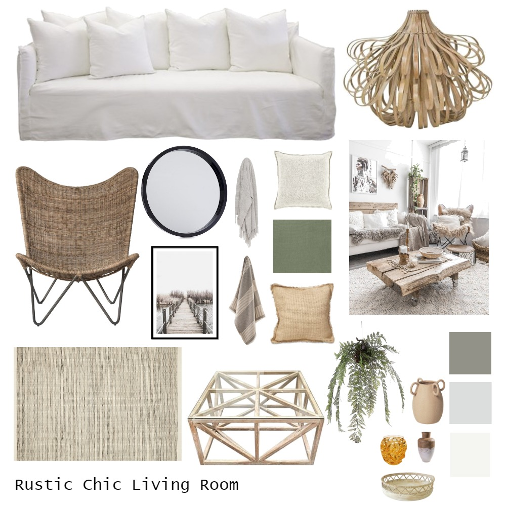 Module 3 Interior Design Mood Board by CharlotteC on Style Sourcebook
