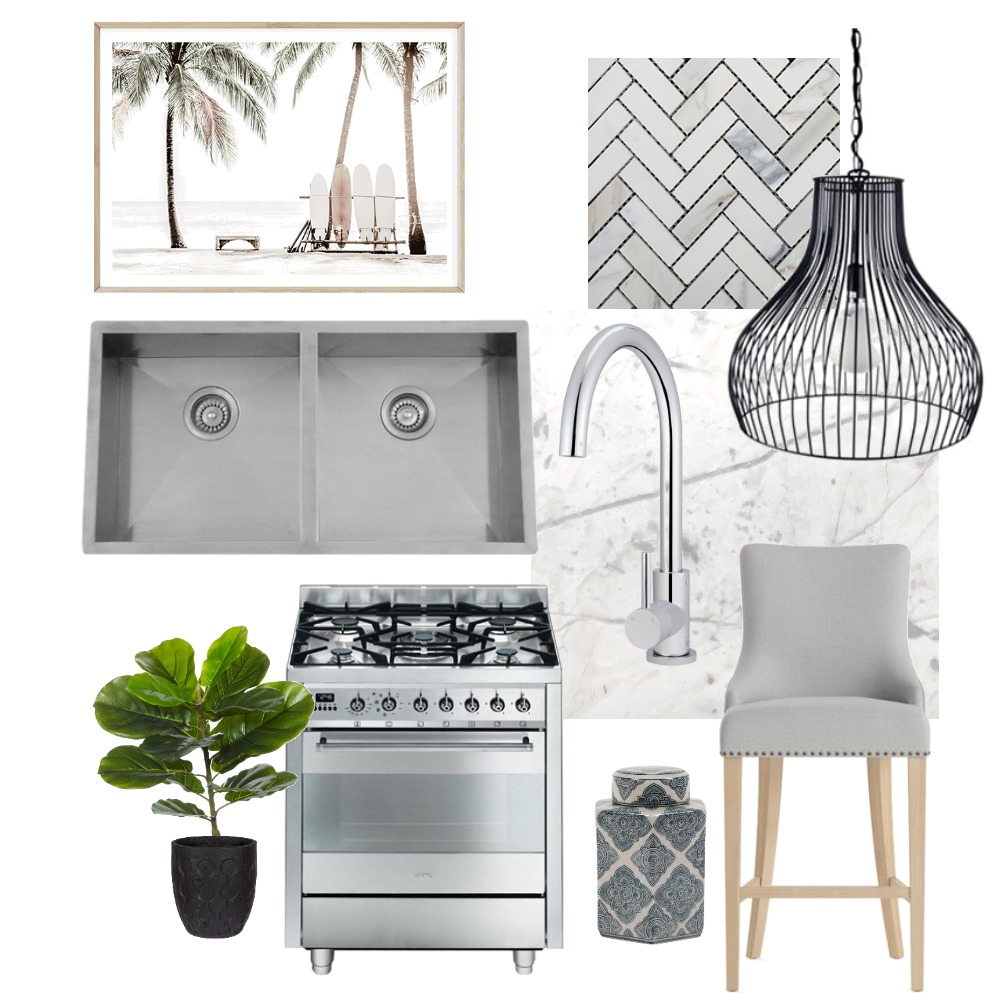 Kitchen Interior Design Mood Board by jemmagrace on Style Sourcebook