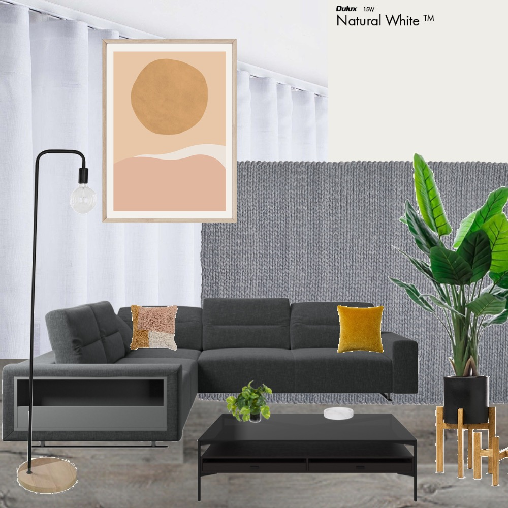 Living Room Interior Design Mood Board by Colbird on Style Sourcebook
