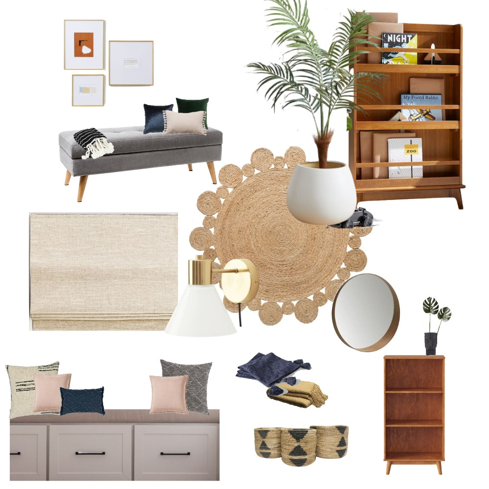 Upstairs loft Interior Design Mood Board by Steph&Lei on Style Sourcebook