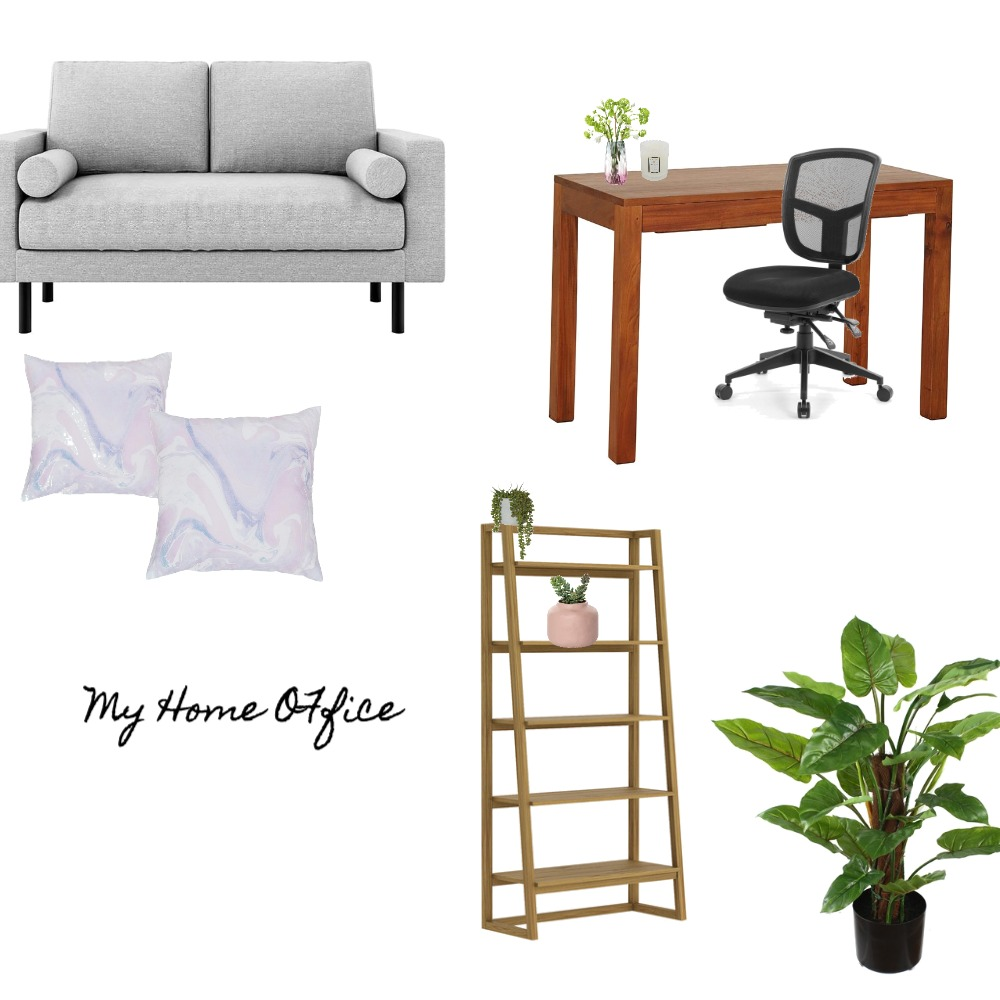 Home Office Interior Design Mood Board by BBrown on Style Sourcebook
