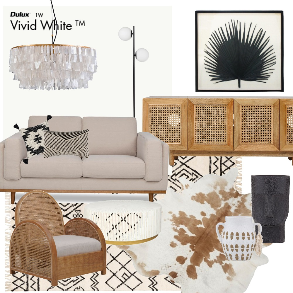 Main Lounge Room Interior Design Mood Board by LaraFernz on Style Sourcebook