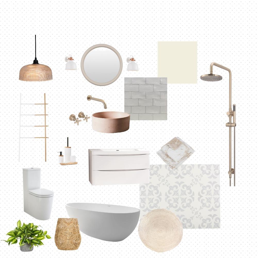 Scandi Bathroom Interior Design Mood Board by Jess Fernandez on Style Sourcebook
