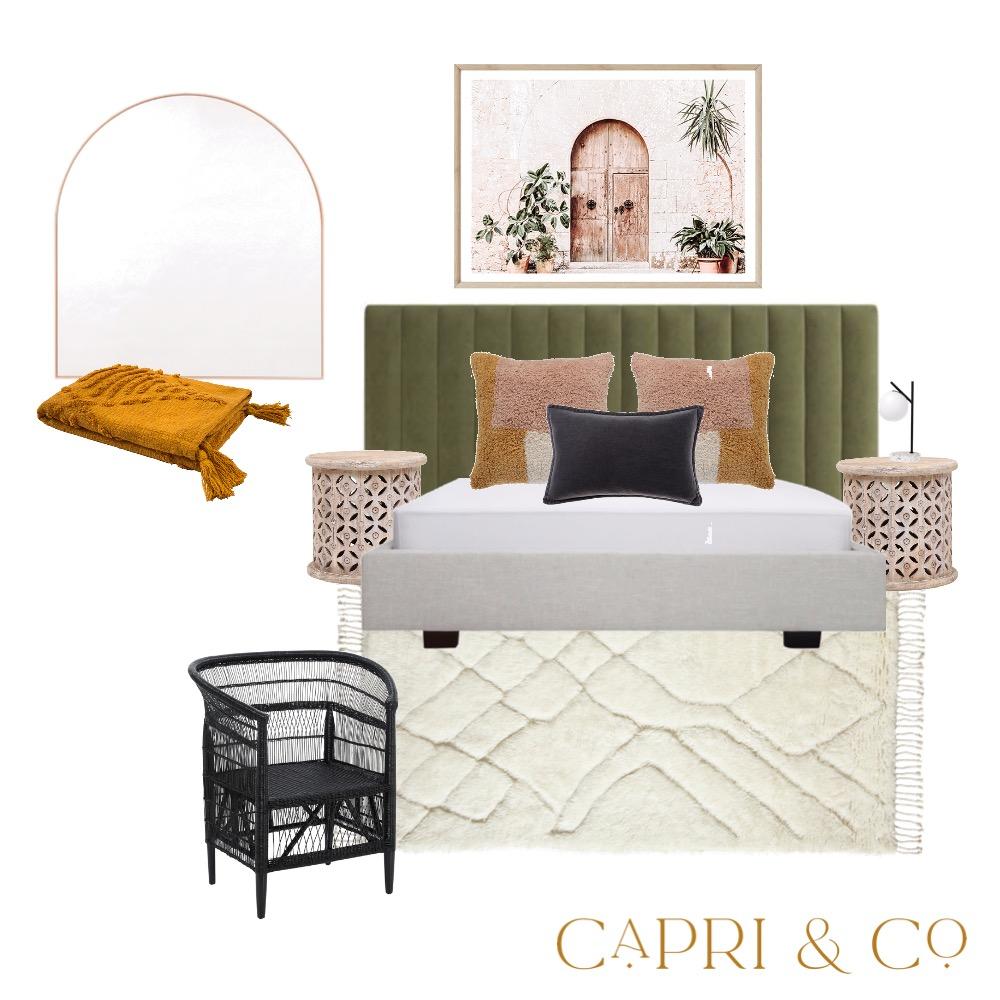 IDO Assessment Interior Design Mood Board by Capri & Co Interiors on Style Sourcebook