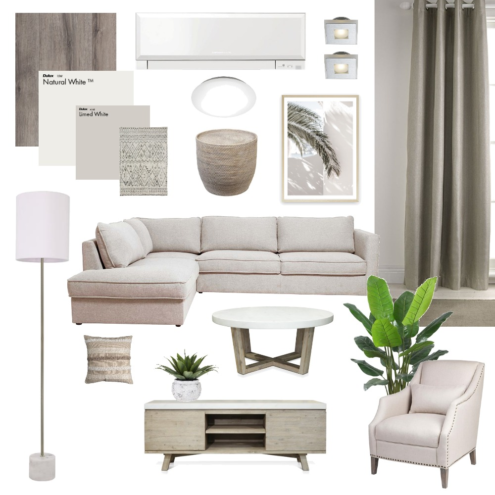 Scandinavian Living Room Interior Design Mood Board by jaysonsilang on Style Sourcebook