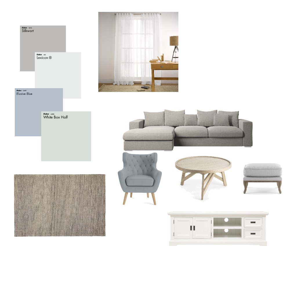 Contemporary Interior Design Mood Board by Abena on Style Sourcebook