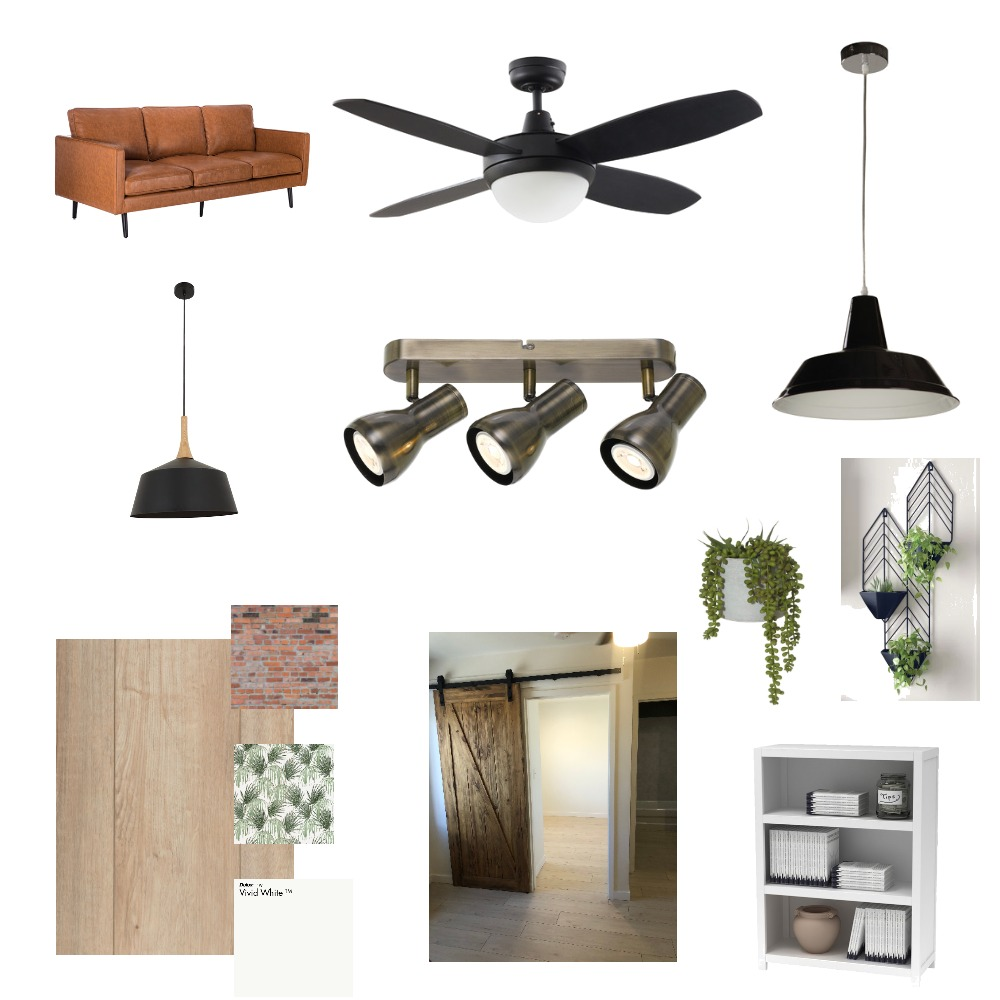 Counselor Industrial Interior Design Mood Board by emilyjane on Style Sourcebook