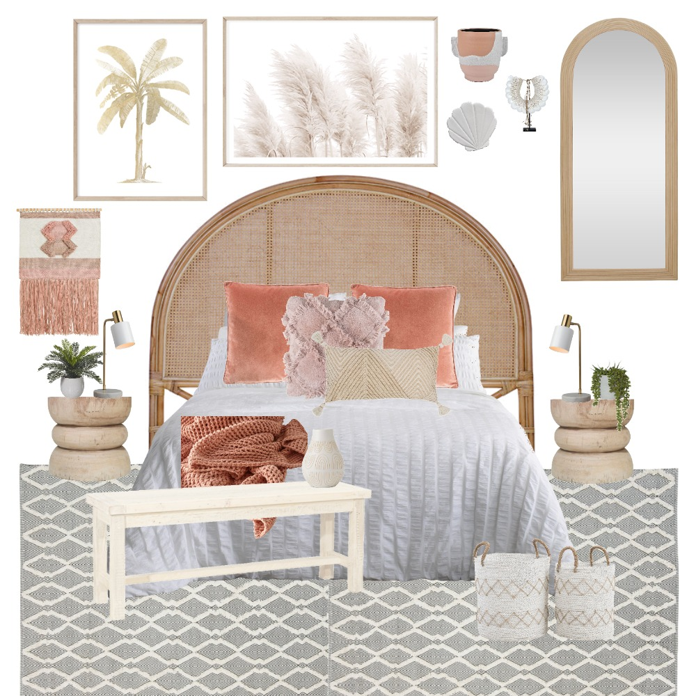peachy room Interior Design Mood Board by charlottemacdonald03 on Style Sourcebook