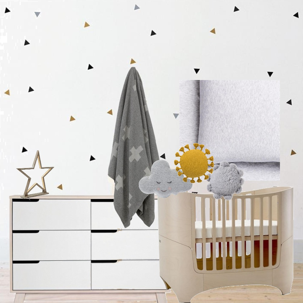 nursery Interior Design Mood Board by Stylingbydee_ on Style Sourcebook