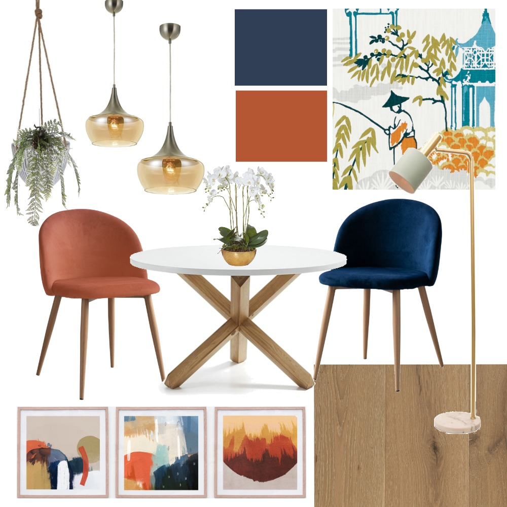 DINING Interior Design Mood Board by mongakhushi26 on Style Sourcebook