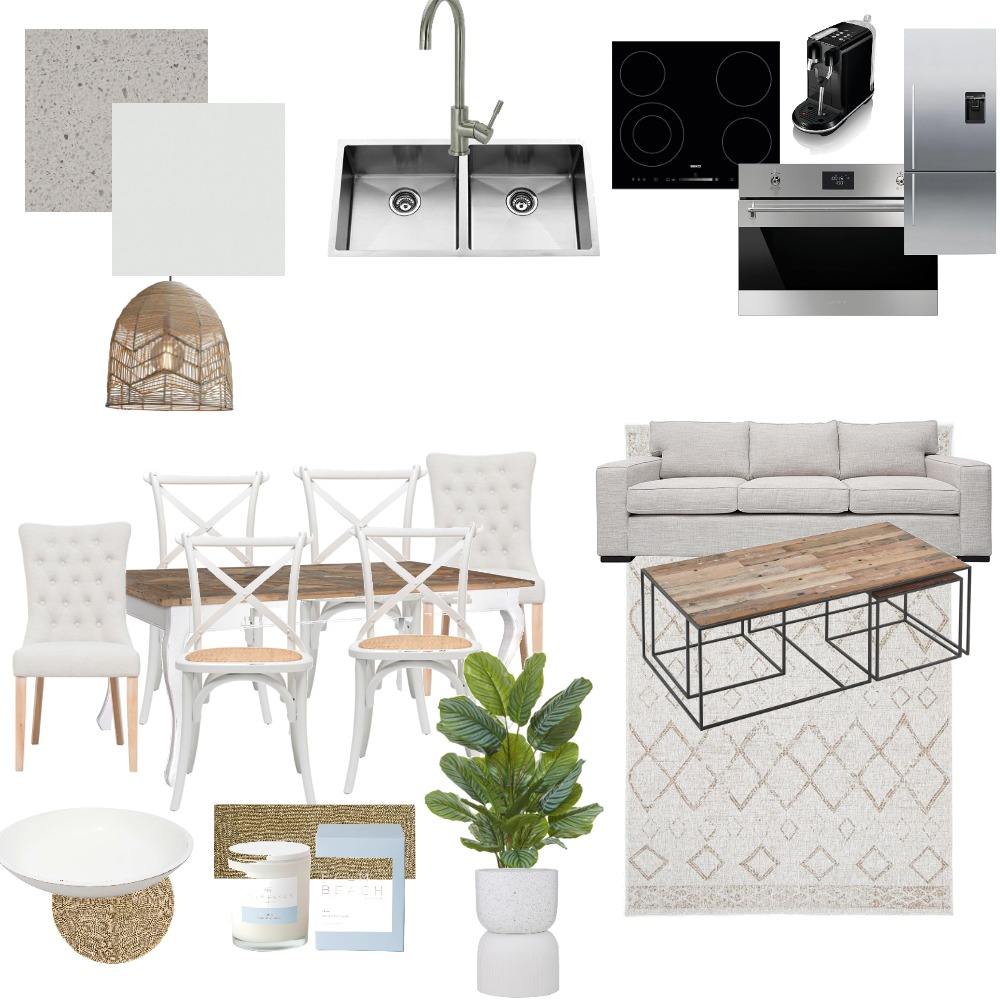 Living / dining Interior Design Mood Board by mollybrown18 on Style Sourcebook