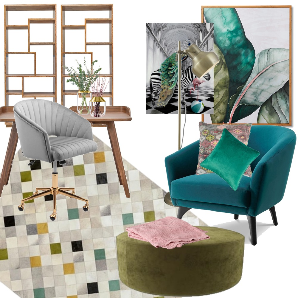 M9 Study Interior Design Mood Board by Sarah_a on Style Sourcebook