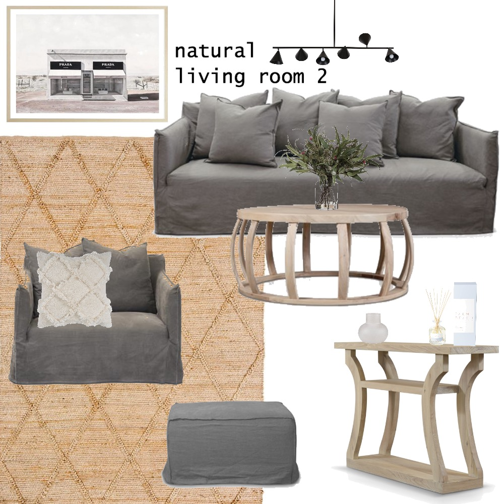 natural living room 2 Interior Design Mood Board by sisu interiors on Style Sourcebook