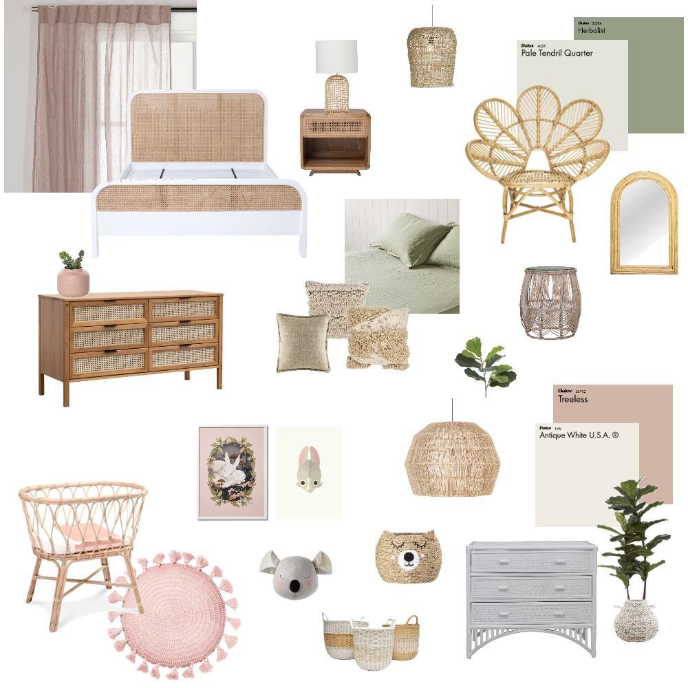 main and kids room Interior Design Mood Board by Chappii on Style Sourcebook