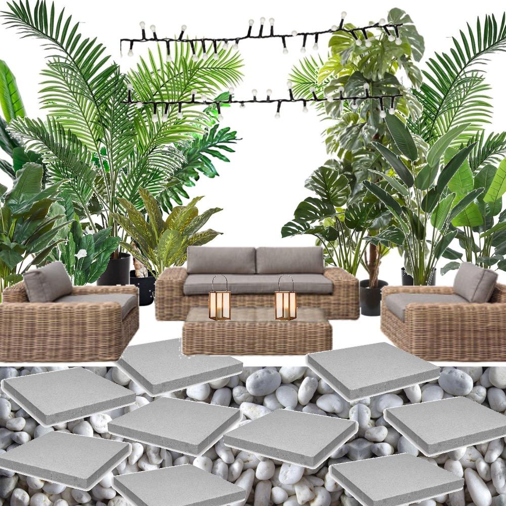 Landscape Design - Tropical Garden Style Interior Design Mood Board by brittanyhomannz on Style Sourcebook
