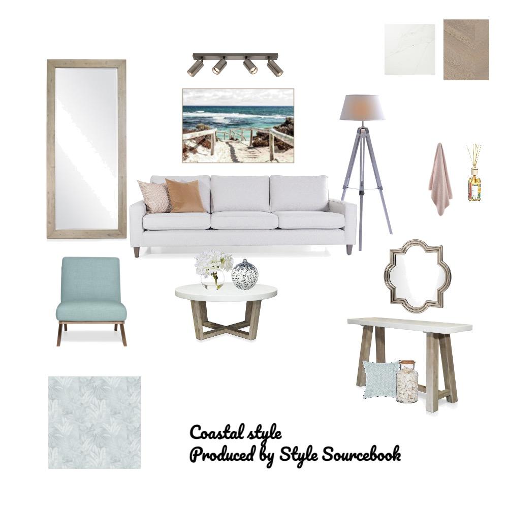 Coastal style moodboard Interior Design Mood Board by reemazoro on Style Sourcebook