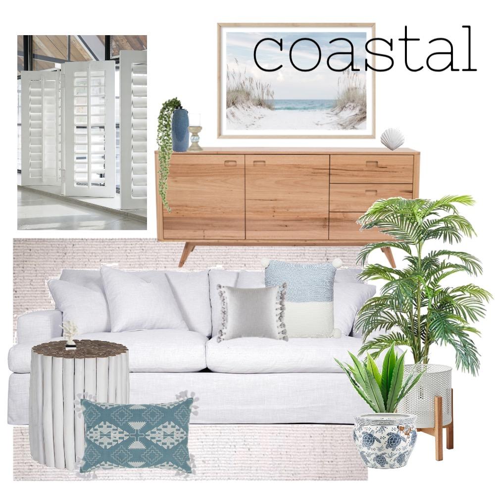 Coastal Interior Design Mood Board by tylakippin on Style Sourcebook