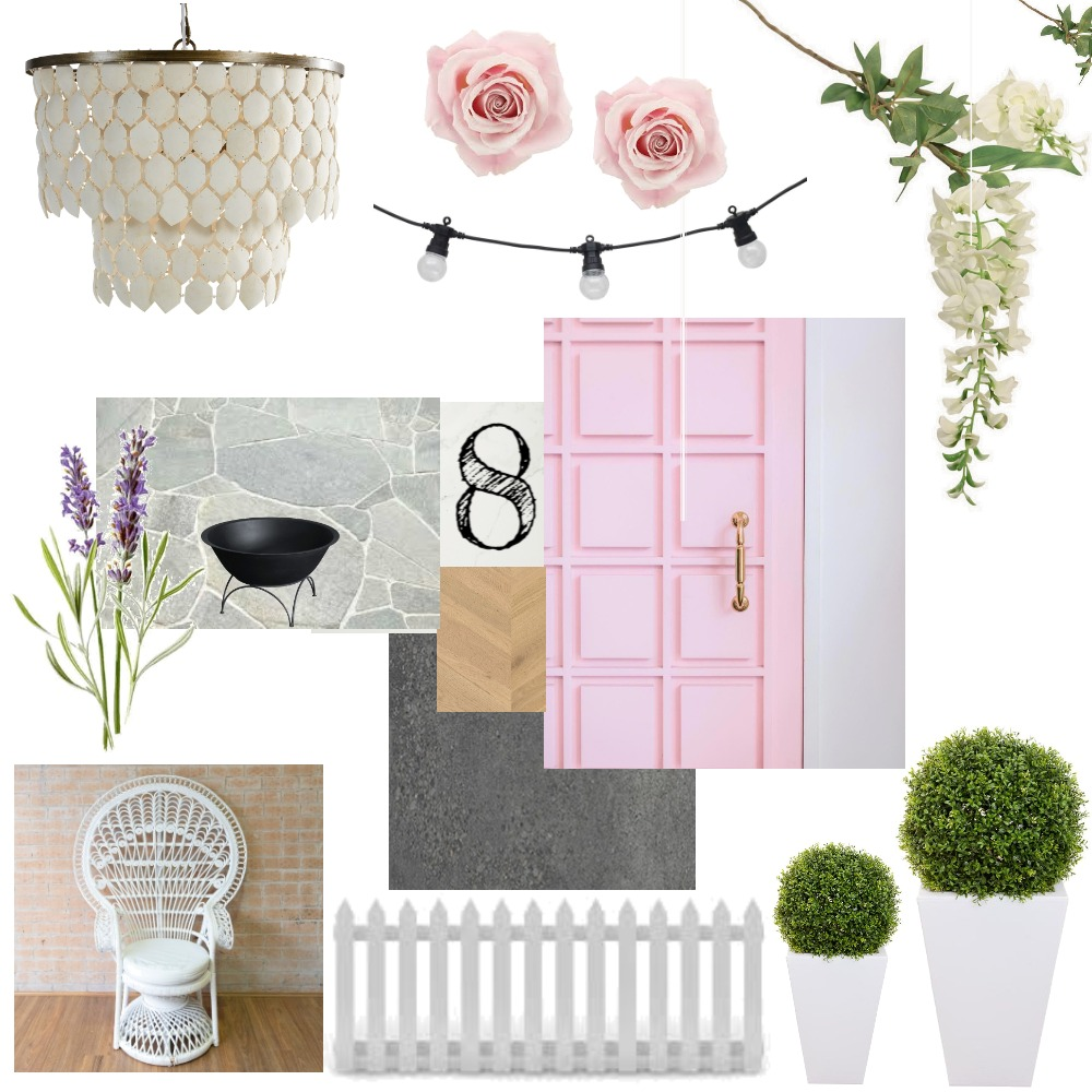 Blooms Interior Design Mood Board by Roxy_Moodboards on Style Sourcebook