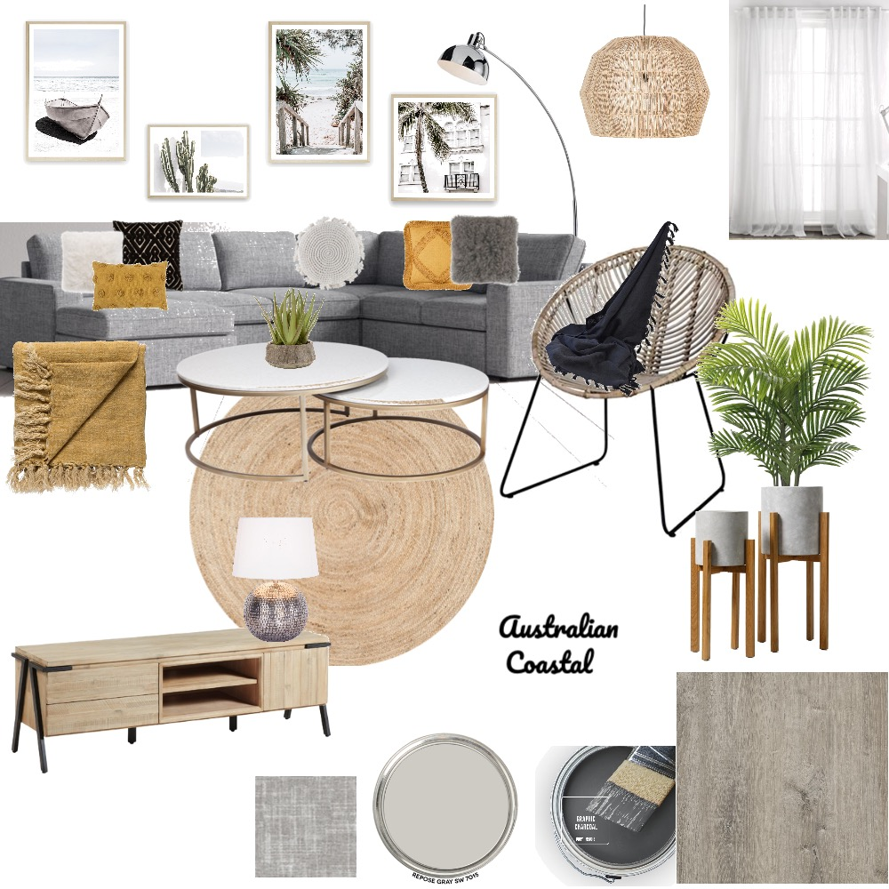 Australian Coastal Interior Design Mood Board by alinaprotsgraves on Style Sourcebook