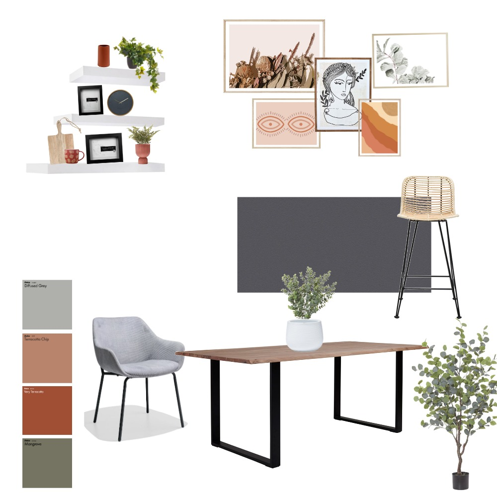 Kitchen/dining 2 Interior Design Mood Board by jasminedistefano on Style Sourcebook