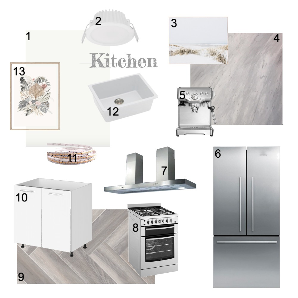 mom kitchen Interior Design Mood Board by croyds on Style Sourcebook