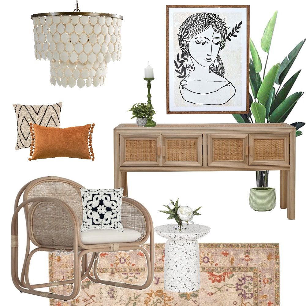 Sitting Area Interior Design Mood Board by Melhawley on Style Sourcebook