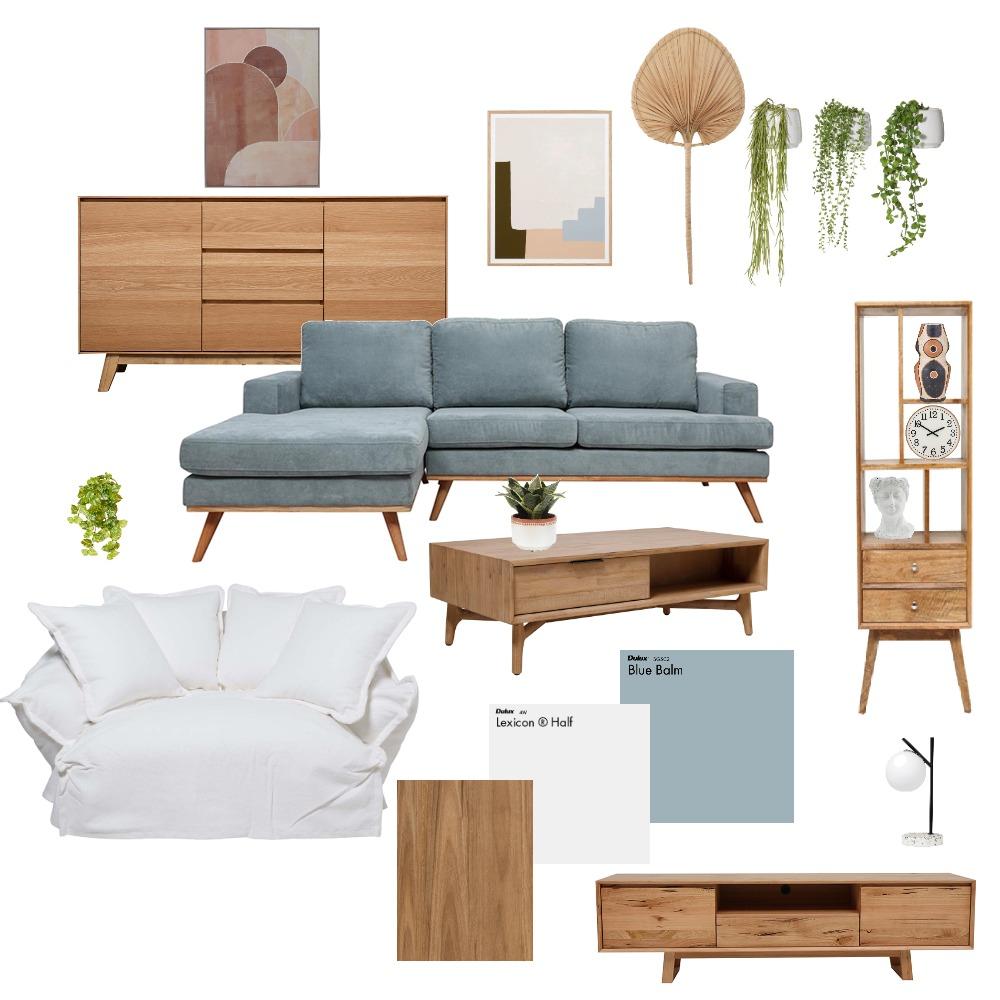 Mid Mod x Spring Comfort Interior Design Mood Board by Isabel Slater on Style Sourcebook