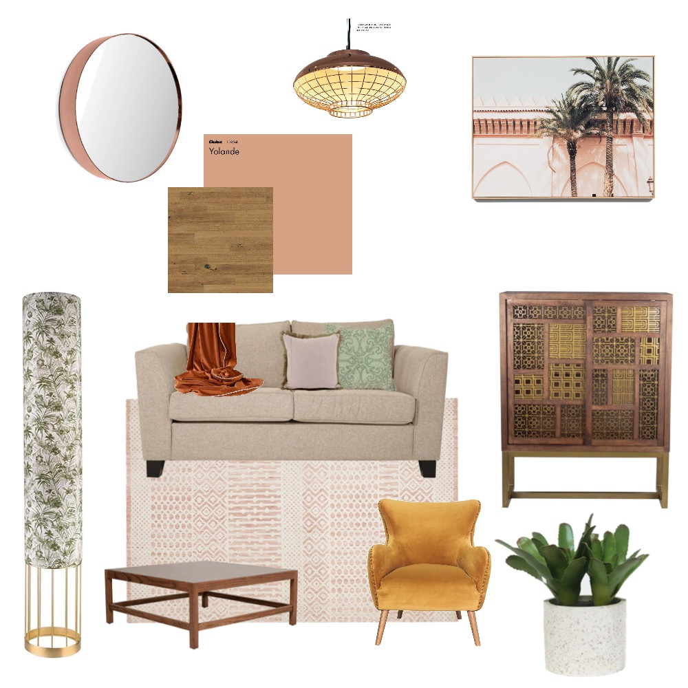 Winner Interior Design Mood Board by MJ17 on Style Sourcebook
