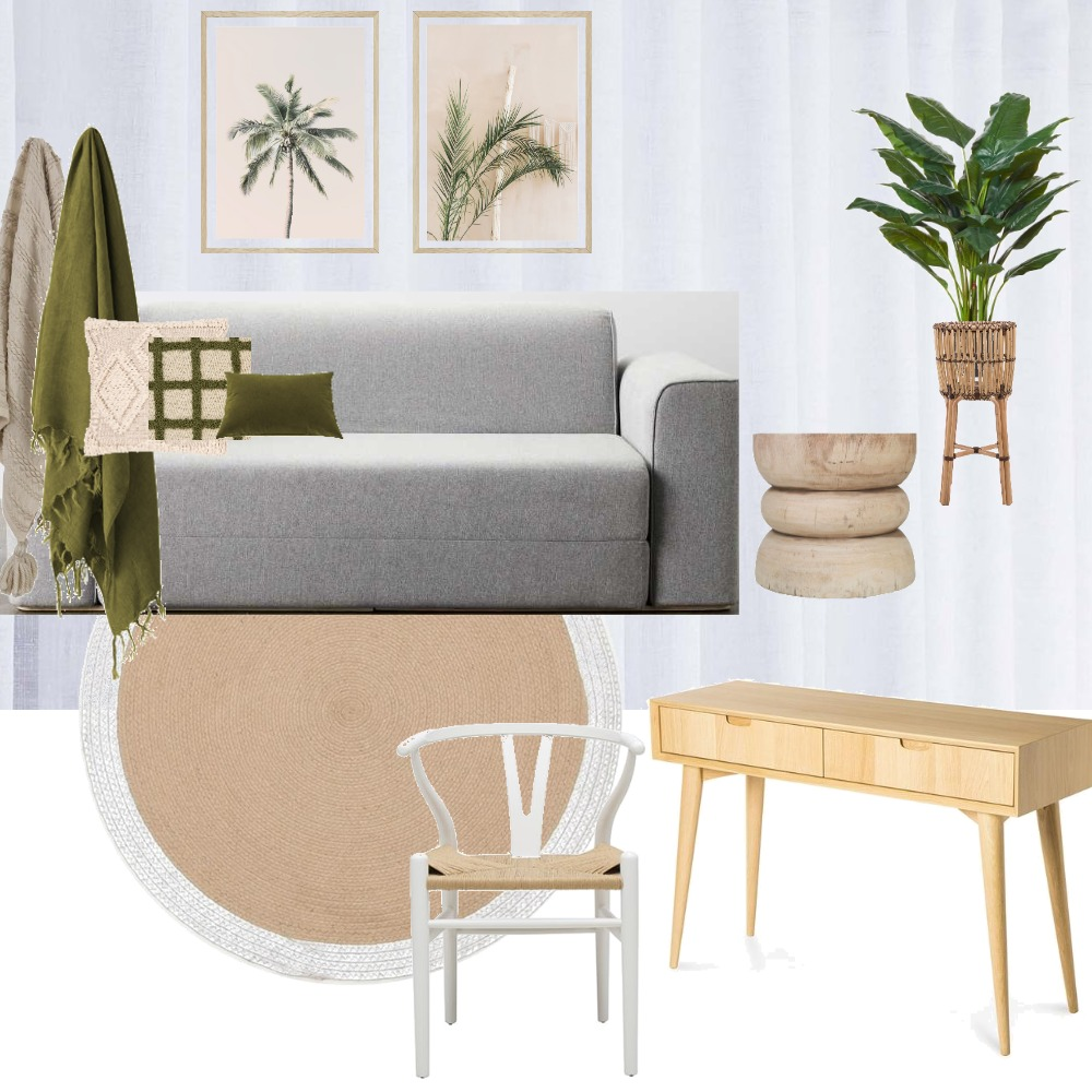 Second room Interior Design Mood Board by tarapooley on Style Sourcebook