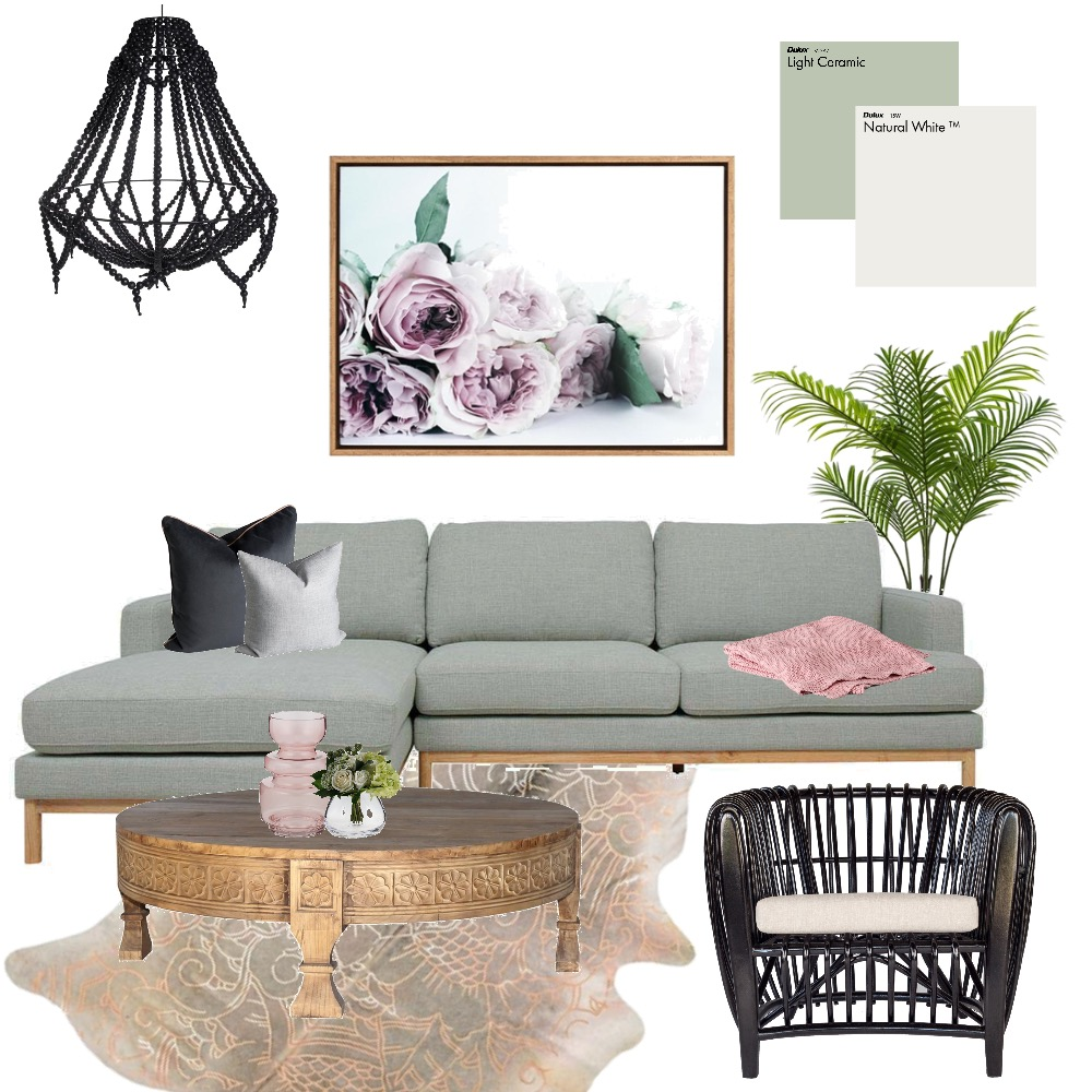 Moody Rose Mood Board by Melhawley on Style Sourcebook